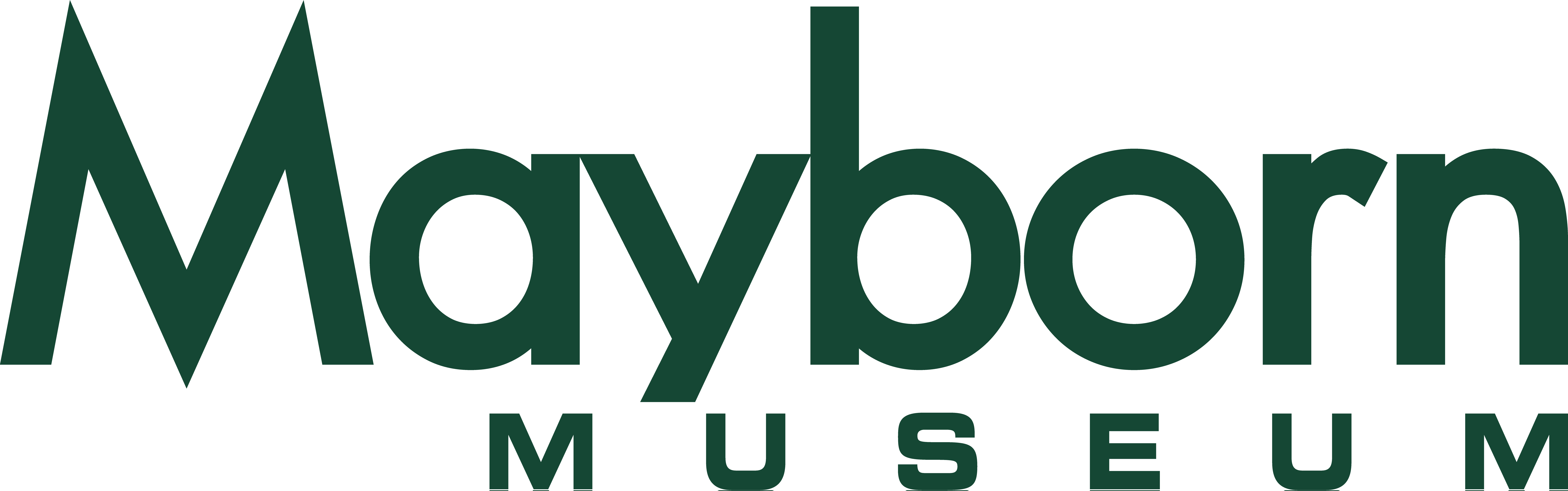 Mayborn Museum logo