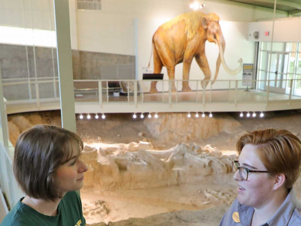 Waco National Mammoth Monument
